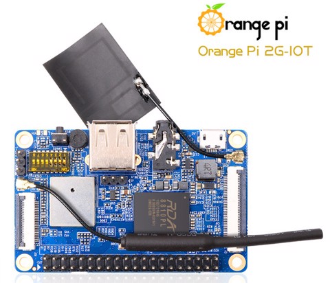 Orange Pi IOT 2G