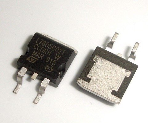 L7805-TO263(5V-1.5A)