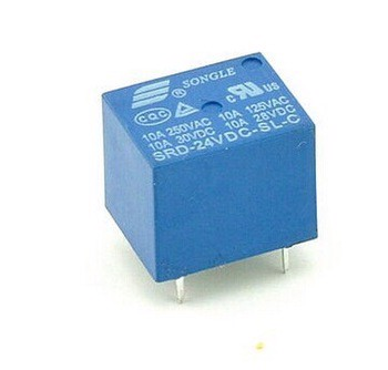 Relays SONGLE 24V