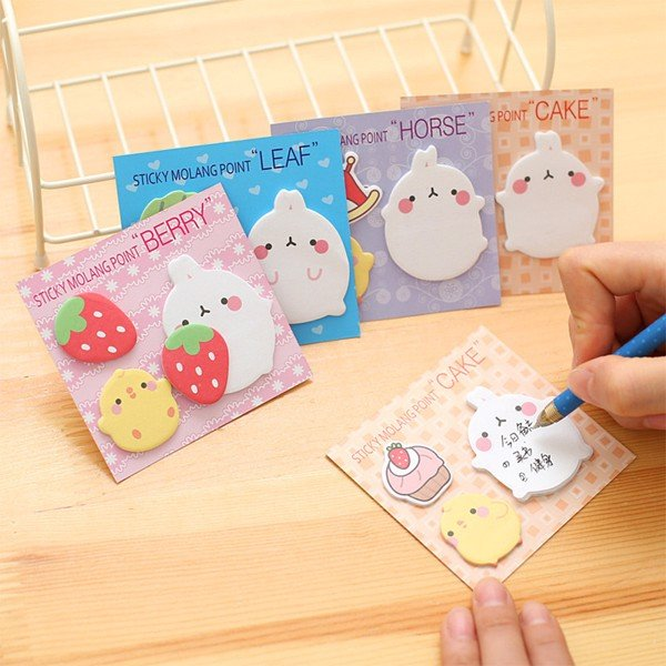 Note sticky molang