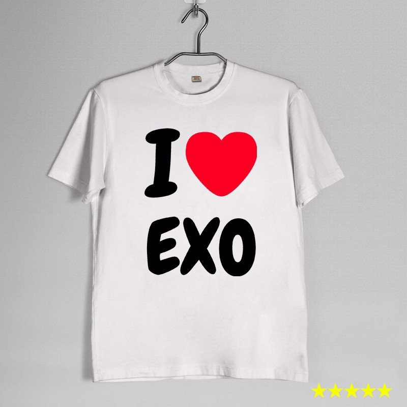 Áo Thun Exo Planet I Love You M45