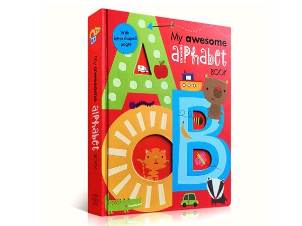 My Awesome Alphatbet Book - BO51299