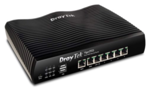 NETWORK ROUTER DRAYTEK VIGOR2925