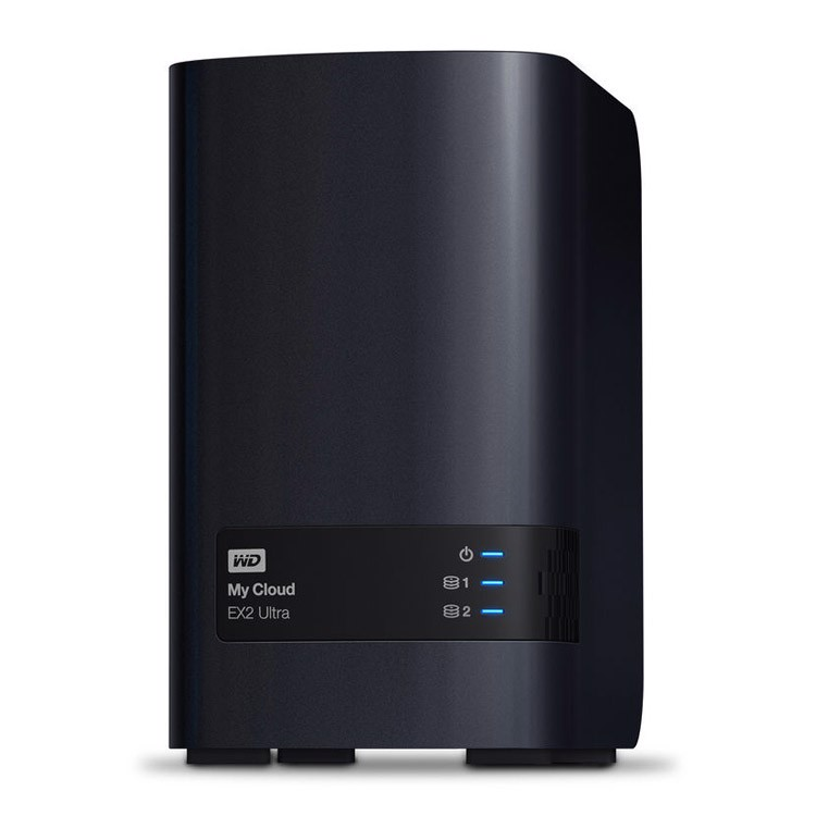 WD My Cloud EX2 Ultra 12TB