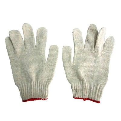 Găng tay bảo hộ len 80g