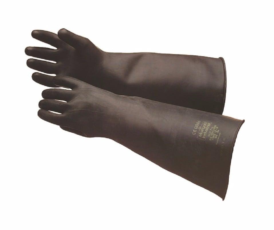 Găng tay chống hóa chất Ansell 87-118