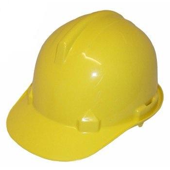 Mũ bảo hộ lao động PROTECTOR HC 43 màu vàng