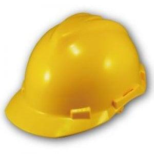 Mũ bảo hộ lao động SYM 901 màu vàng