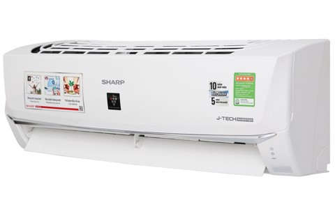 Máy lạnh Sharp Wifi Inverter 1 HP AH-XP10WHW