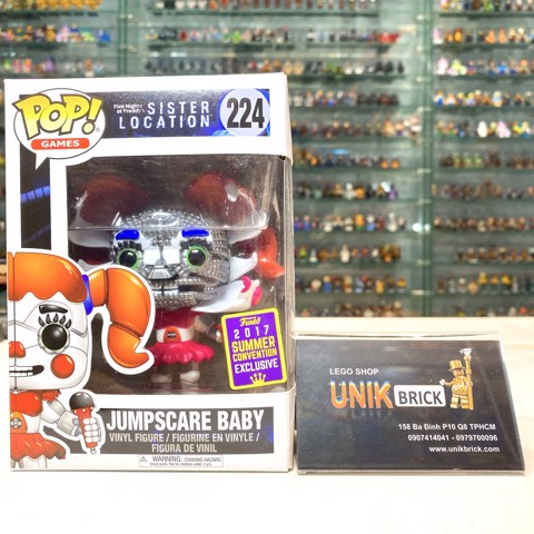 FUNKO POP Five Nights at Freddy's 224 Jumpscare Baby
