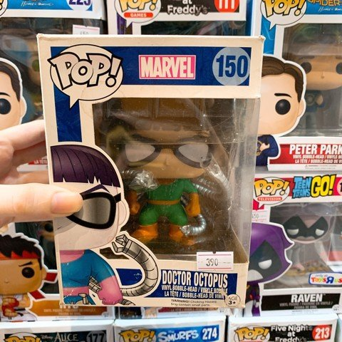 [CÓ SẴN] FUNKO POP 150 Doctor Octopus