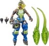 Hasbro Overwatch Ultimates 6 Inch Lucio Lúcio Action Figure