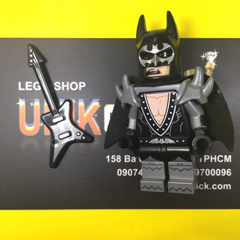 LEGO DC Glam Metal Batman Series 1