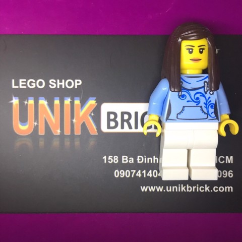 LEGO City Girl No 3