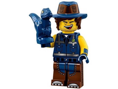 LEGO Vest Friend Rex (The LEGO Movie 2 Series)
