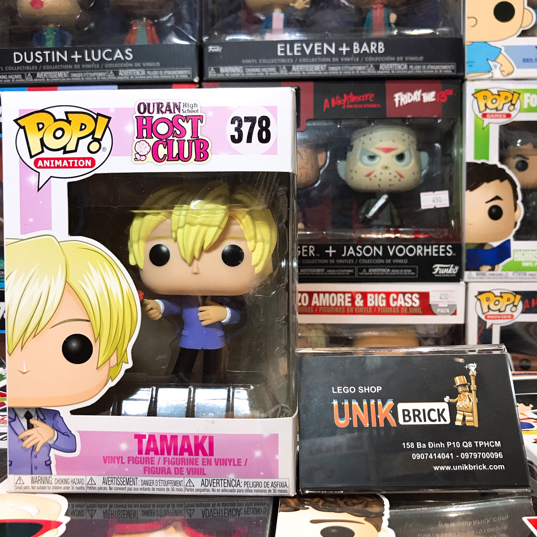 Funko Pop Ouran High School Host Club 378 Tamaki