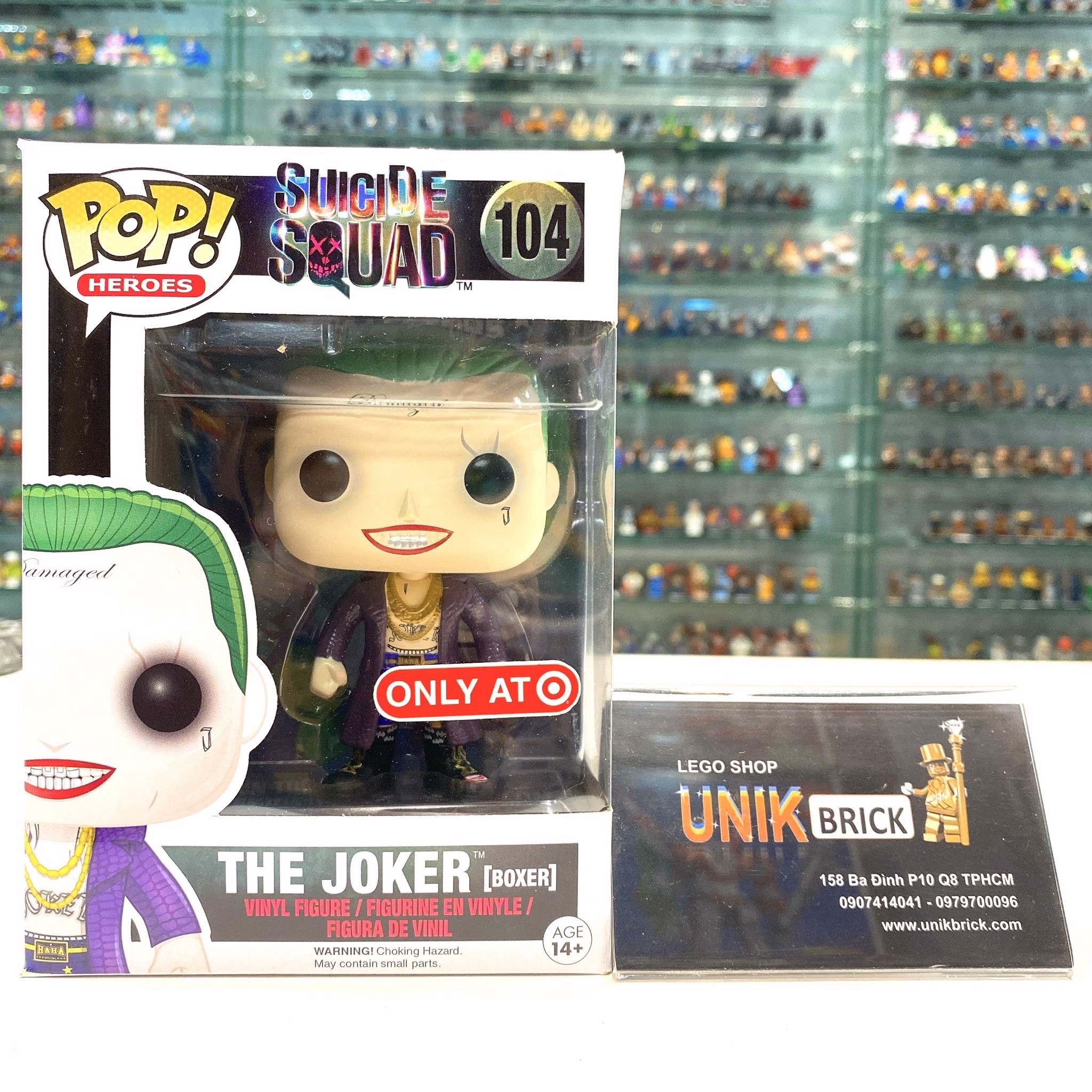 FUNKO POP Suicide Squad 104 The Joker