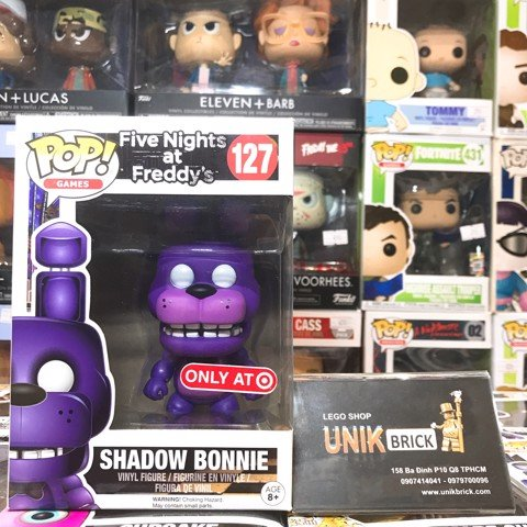 FUNKO POP Five Nights at Freddy's Shadow Bonnie