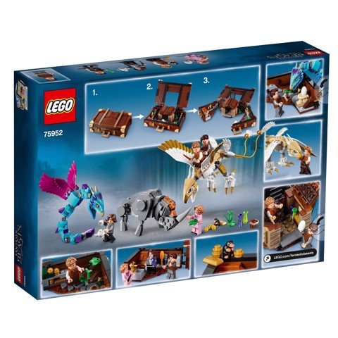 LEGO Fantastic Beasts 75953 Newt's Case of Magical Creatures