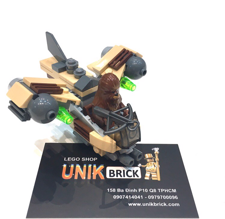 LEGO Star Wars Combo Wookiee and Gunship