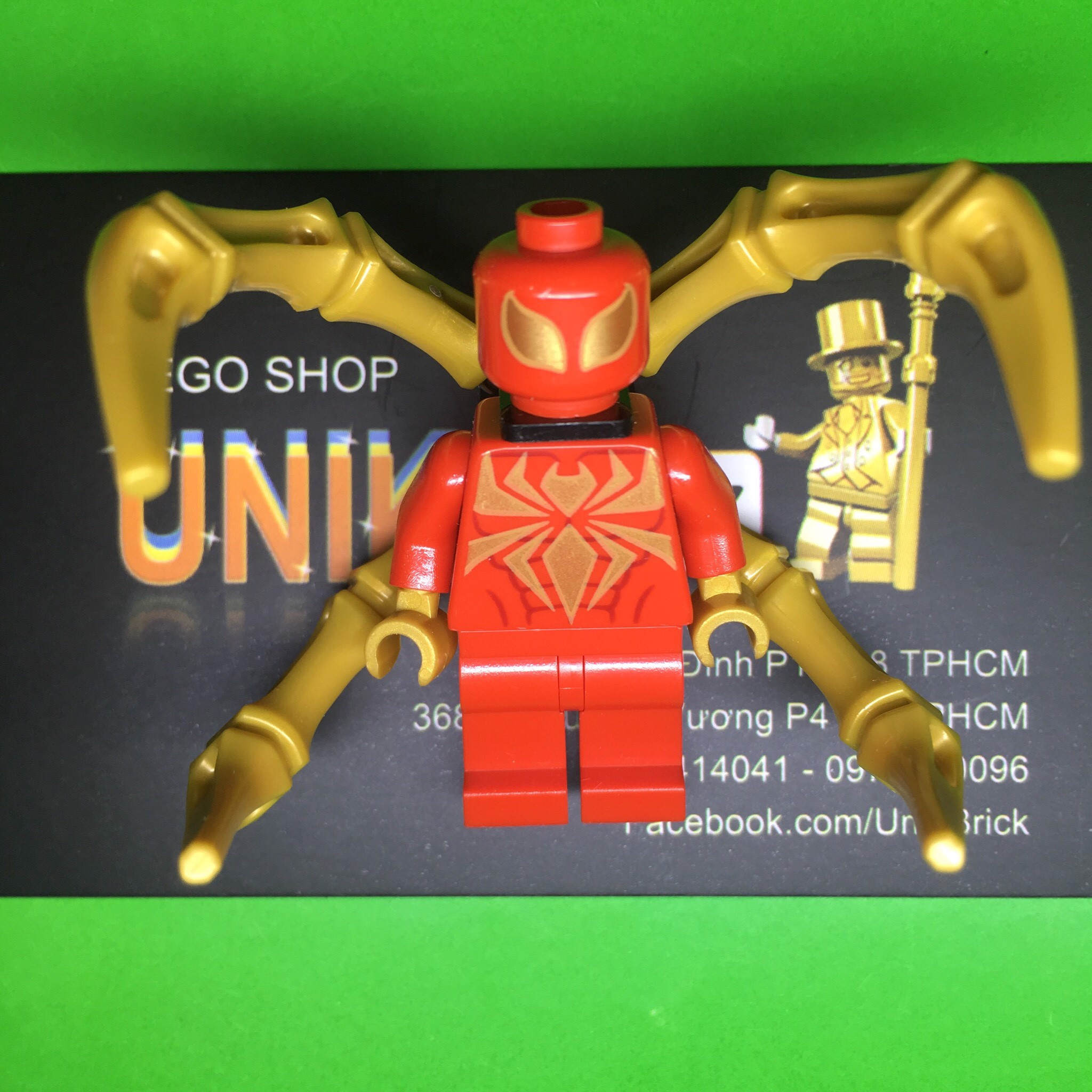 LEGO Marvel Super Heroes Iron Spider