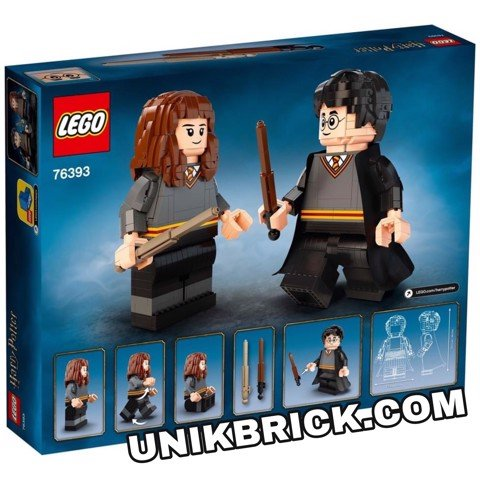 [HÀNG ĐẶT/ ORDER] LEGO Harry Potter 76393 Harry Potter & Hermione Granger