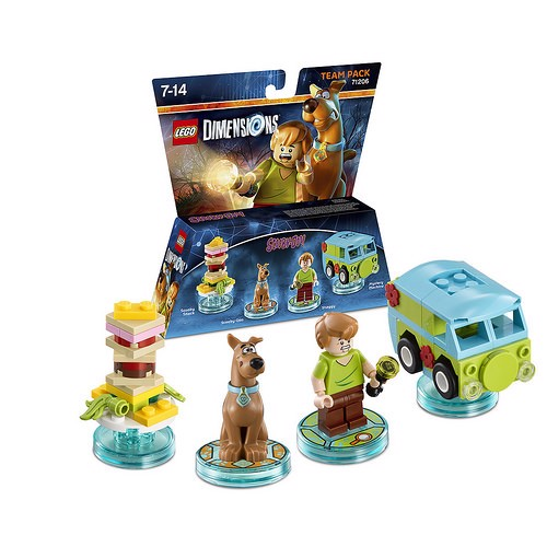 LEGO Dimensions 71206 Scooby Doo