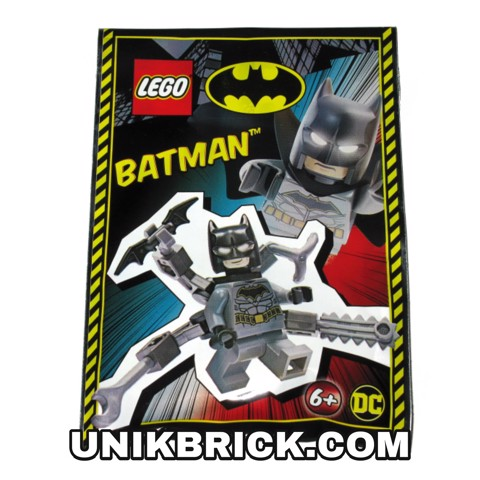 [CÓ HÀNG] LEGO DC 212010 Batman with Octo Arms Foil Pack Polybag