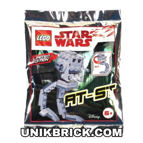 [CÓ HÀNG] LEGO Star Wars 911837 AT-ST Foil Pack Polybag