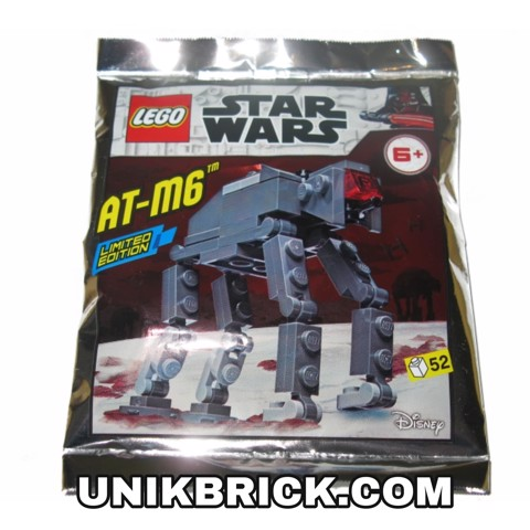 [CÓ HÀNG] LEGO Star Wars 911948 AT-M6 Foil Pack Polybag