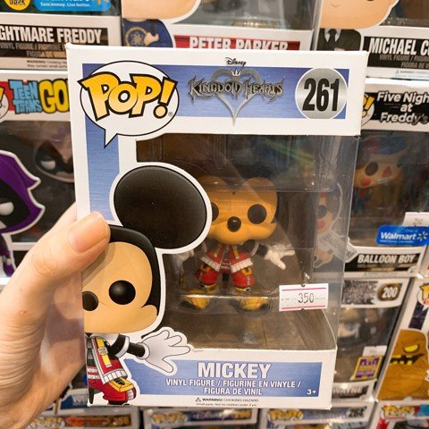 [CÓ SẴN] FUNKO POP 261 Kingdom Hearts MICKEY