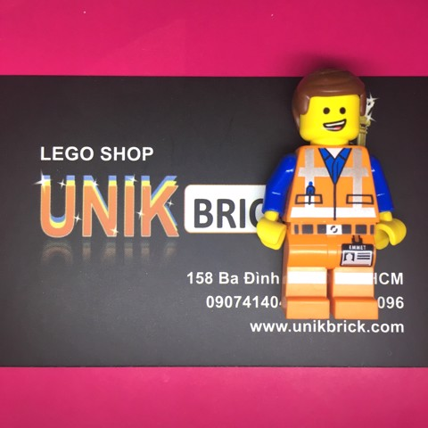 LEGO The LEGO Movie Emmet No 3