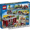 [HÀNG ĐẶT/ ORDER] LEGO City 60258 Tuning Workshop