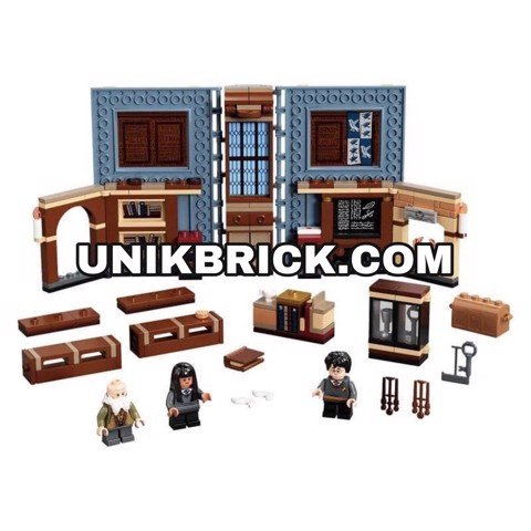 [HÀNG ĐẶT/ ORDER] LEGO Harry Potter 76385 Hogwarts Moment: Charms Class