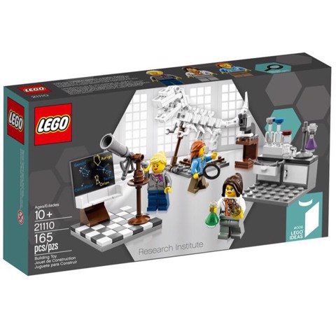 [CÓ SẴN] LEGO Ideas CUUSOO 21110 Research Institute