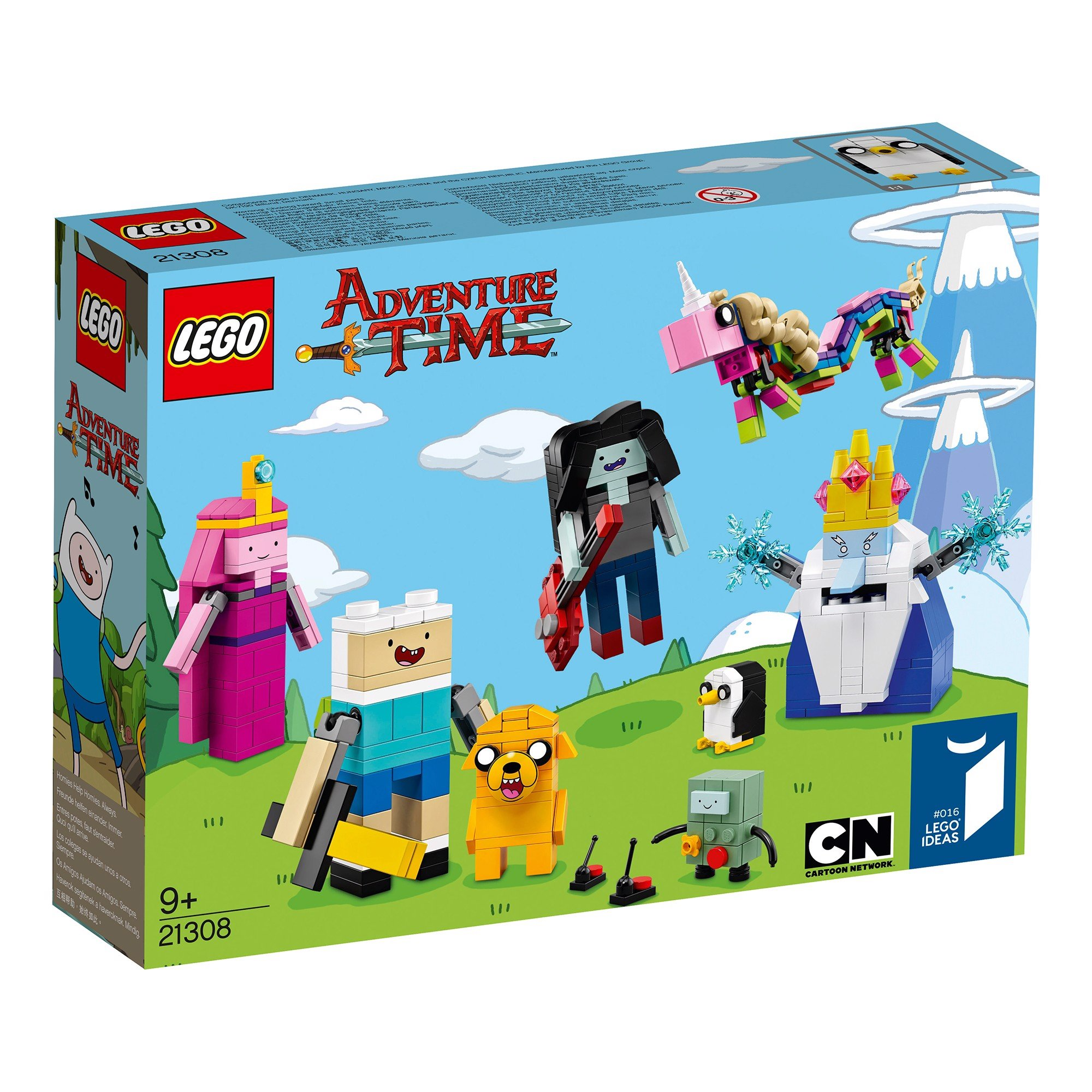 [ORDER] LEGO Ideas 21308 Adventure Time