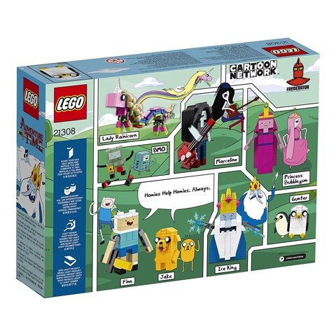 [CÓ SẴN] LEGO Ideas 21308 Adventure Time