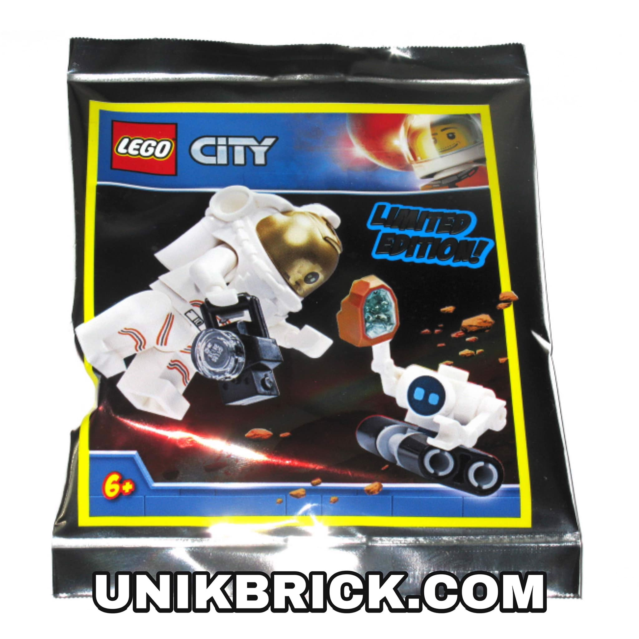 LEGO City 951908 Astronaut Foil Pack Polybag