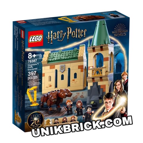 [HÀNG ĐẶT/ ORDER] LEGO Harry Potter 76387 Hogwarts Fluffy Encounter