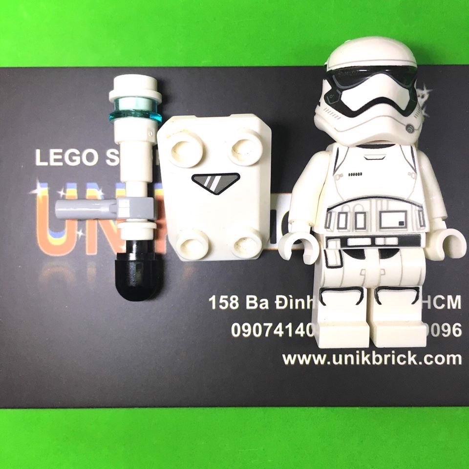 LEGO Star Wars Storm Trooper No 7