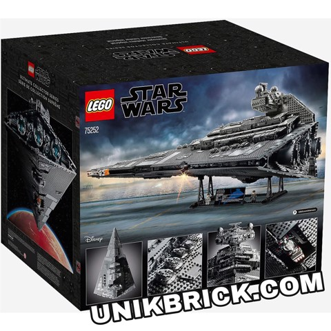 [HÀNG ĐẶT/ ORDER] LEGO Star Wars 75252 Imperial Star Destroyer