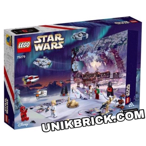 [HÀNG ĐẶT/ ORDER] LEGO Star Wars 75279 Advent Calendar