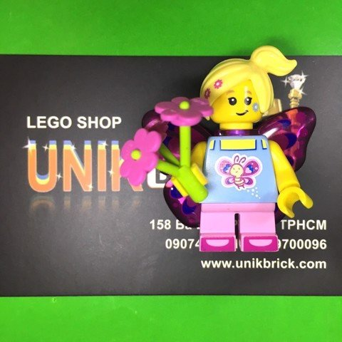 LEGO Butterfly Girl Series 17