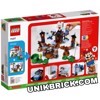 [HÀNG ĐẶT/ ORDER] LEGO Super Mario 71377 King Boo and the Haunted Yard Expansion Set
