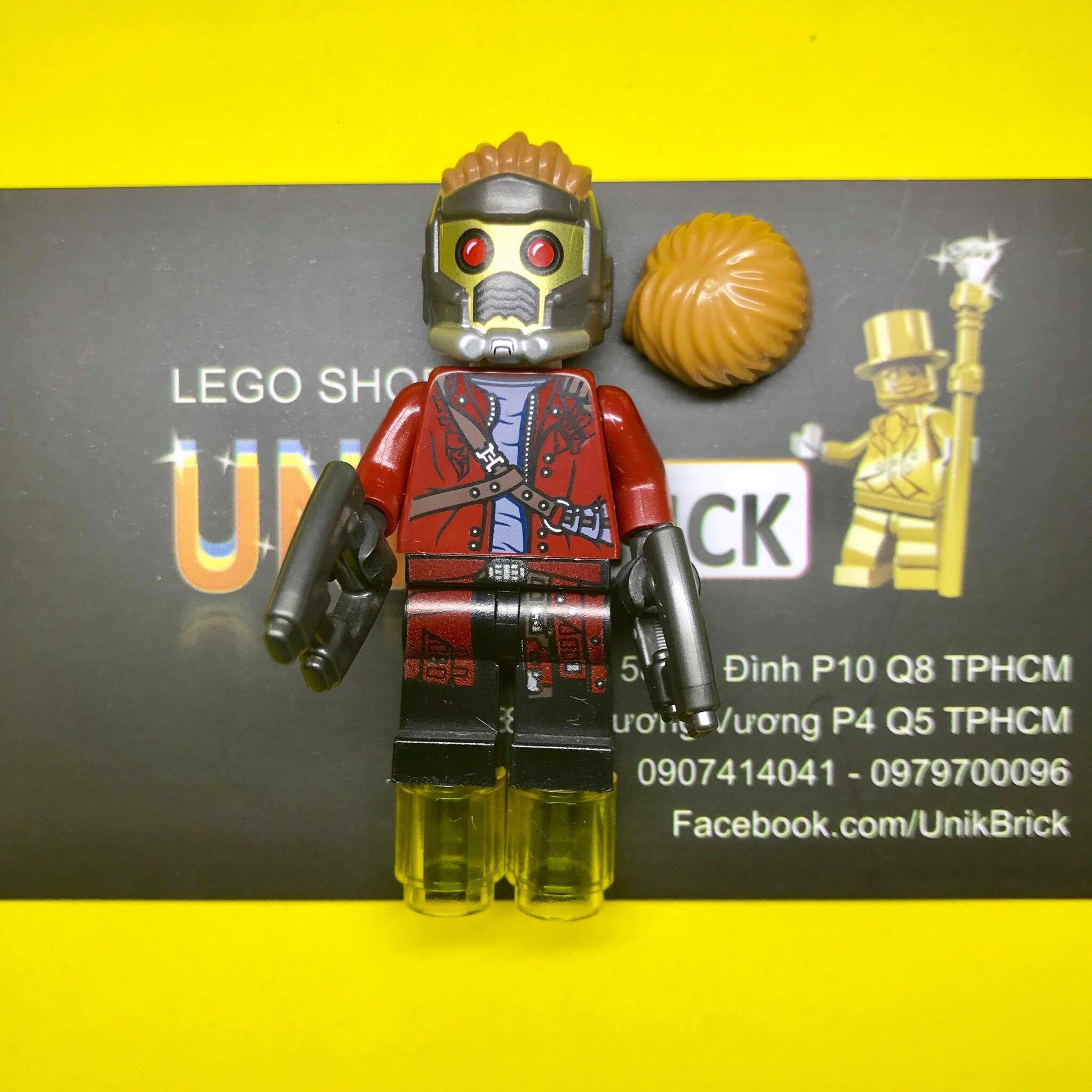 LEGO Marvel Super Heroes Star Lord