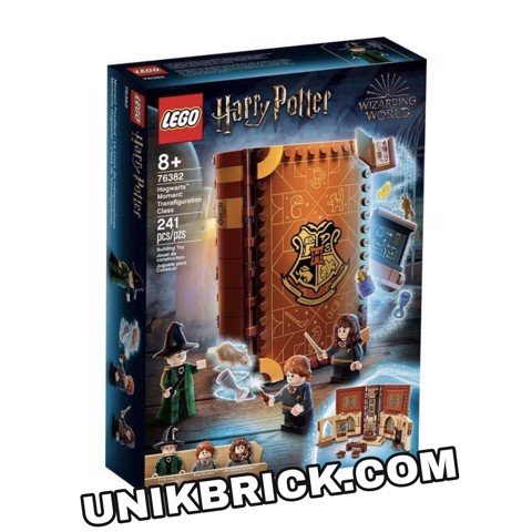 [HÀNG ĐẶT/ ORDER] LEGO Harry Potter 76382 Hogwarts Moment: Transfiguration Class