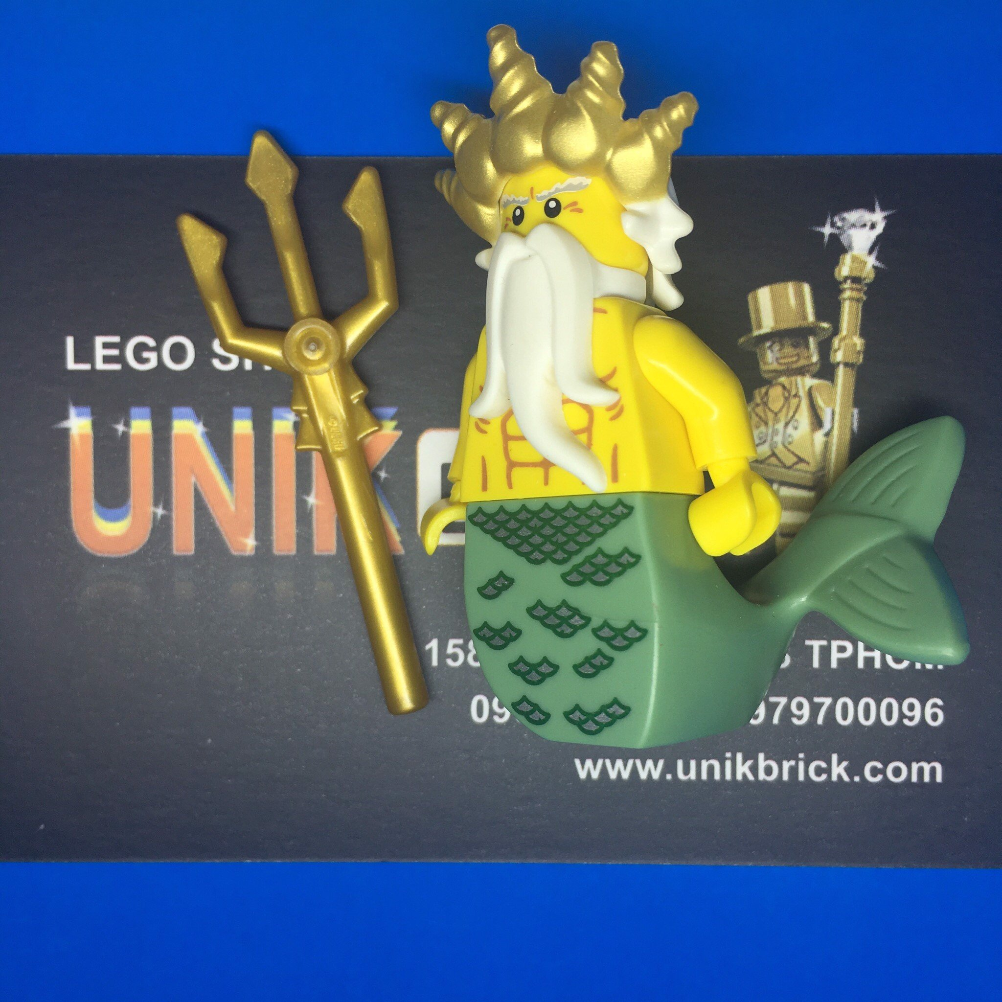 LEGO Ocean King Series 7