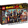 [HÀNG ĐẶT/ ORDER] LEGO Monkie Kid 80016 The Flaming Foundry