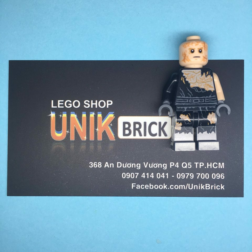 LEGO Anakin Skywalker (Transformation)