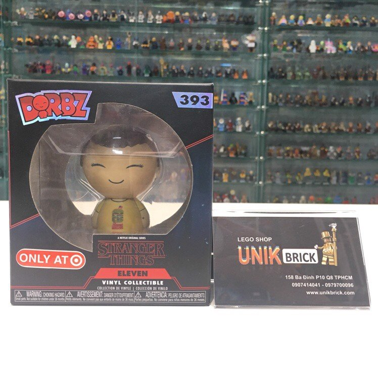 FUNKO DORBZ Stranger Things 393 Eleven